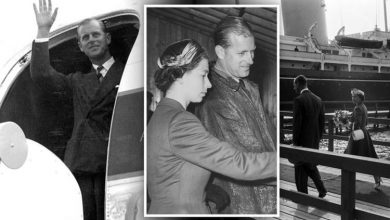 Prince Philip broke major royal travel milestone during Arctic expedition