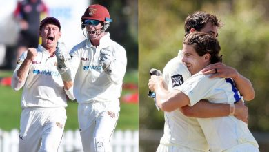 Queensland and New South Wales: route to the Sheffield Shield final