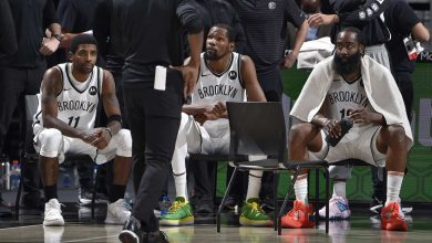 Questions swirl around Nets' health ahead of stretch run