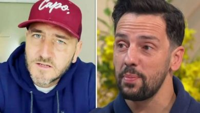 Ralf Little, 41, 'wiped out' after Covid vaccine as co-star Will Mellor also falls ill