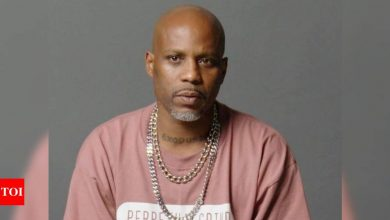 Rapper-actor DMX, known for gruff delivery, passes away at 50 - Times of India