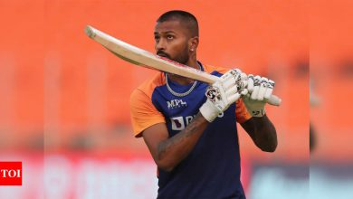 Realized importance of mental health while playing for India: Hardik Pandya   Cricket News - Times of India