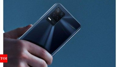Realme 8 5G to go on sale today at 12pm via Flipkart - Times of India