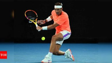 Relaxed Rafael Nadal 'ready' for Monte Carlo return   Tennis News - Times of India