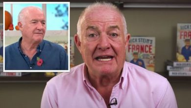 Rick Stein 'nearly lost whole business' amidst coronavirus lockdown 'Very scary'
