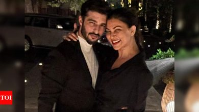 Rohman Shawl crushes break-up rumours with adorable post for his 'love' Sushmita Sen - Times of India