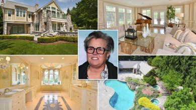 Rosie O'Donnell's NJ home to be demolished, turned into affordable housing