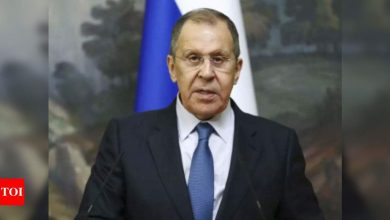 Russian foreign minister in Pakistan, Afghanistan talks to dominate agenda - Times of India