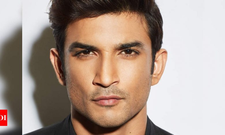 Sahil Shah identified as the prime suspect in Sushant Singh Rajput drug case; accused lived in late actor's Malad apartment complex - Times of India