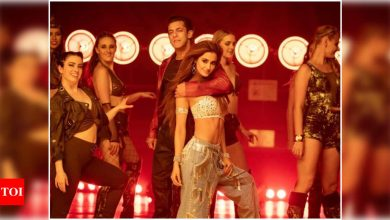Salman Khan and Disha Patani's first song from 'Radhe: Your Most Wanted Bhai' titled 'Seeti Maar' to be out tomorrow! - Times of India