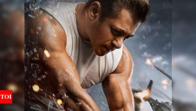 Salman Khan confirms 'Radhe' release for EID, announces May 13 as release date - Times of India