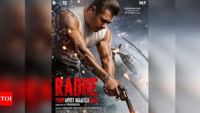 Salman Khan confirms the release of 'Radhe: Your Most Wanted Bhai' might get pushed to next Eid if the lockdown continues - Times of India