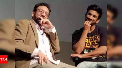 Shekhar Kapur misses Sushant Singh Rajput: For someone so young, his mind was incredibly agile - Times of India
