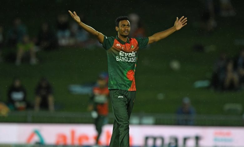 Shoriful Islam included in Bangladesh squad for first Sri Lanka Test