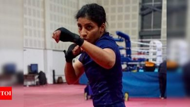 Simranjit Kaur:  Boxing training suspended after Olympic-bound Simranjit Kaur tests positive for Covid-19 | Boxing News - Times of India