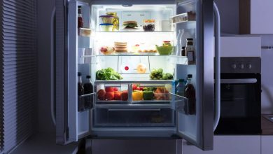 Smart fridge organising tips to keep it neat and clean  | The Times of India