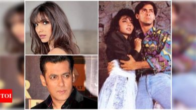 Somy Ali on 8-year long relationship with Salman Khan: He cheated on me and I broke up with him and left - Times of India