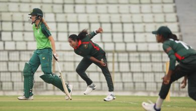 South Africa Women Emerging team to fly back early from Bangladesh