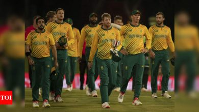 South African captains fear ICC ban, apex body says no intervention as of now | Cricket News - Times of India