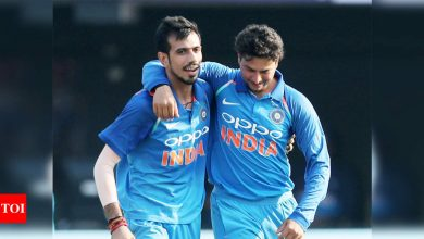 Spinners Chahal, Kuldeep face trial by fire in IPL | Cricket News - Times of India