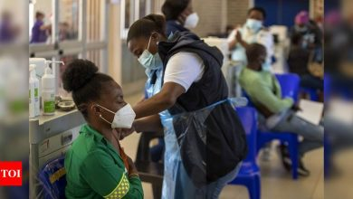 Stalled at first jab: Vaccine shortages hit poor countries - Times of India
