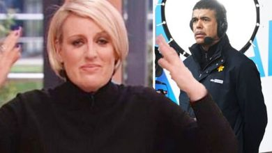 Steph McGovern speaks out as she offers support to Chris Kamara amid health scare