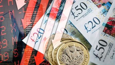 Sterling at 'lowest levels since February' yesterday - what this means for travel money