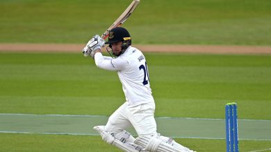 Stiaan van Zyl, Tom Haines fifties prevent Sussex fortunes from clouding over