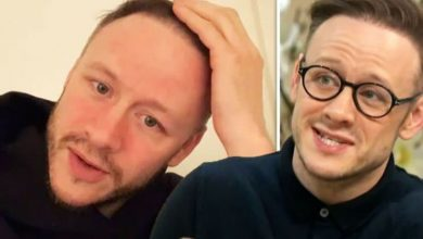 Strictly's Kevin Clifton shares post about 'working hard' after addressing past struggles