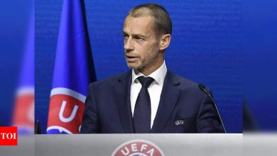 Super League:  'There's time to change your mind': UEFA chief tells Super League clubs | Football News - Times of India