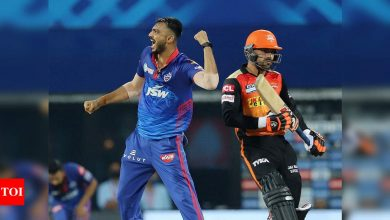 Super over:  IPL: Told Rishabh I too can bowl the Super Over, reveals Axar Patel   Cricket News - Times of India