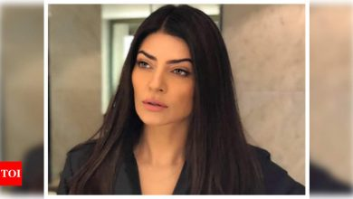 Sushmita Sen gives it back to a troll who criticised her for sending oxygen cylinders to Delhi from Mumbai - Times of India