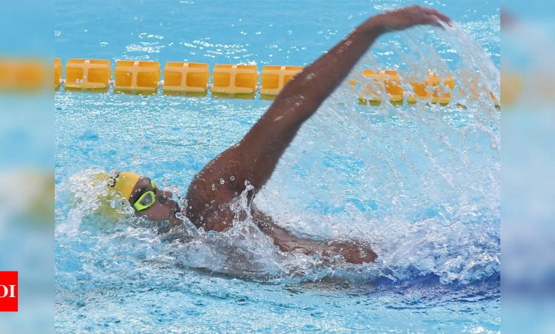Swimmers may be moved to Delhi due to Covid-19 restrictions | More sports News - Times of India