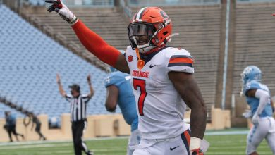 Syracuse's Andre Cisco went from long shot to top-tier NFL Draft safety