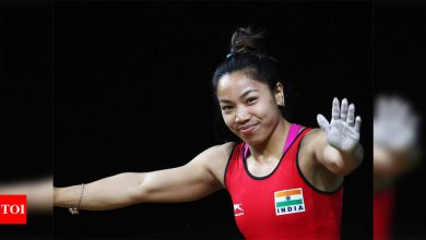 TOI Impact: Mirabai Chanu's US trip cleared by SAI; to train in St Louis under Dr Horschig till Tokyo Games | More sports News - Times of India