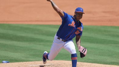 Taijuan Walker 'can't be too amped' for Mets' home-opener