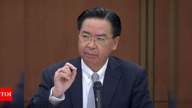 Taiwan will fight 'to the very last day' if China attacks - Times of India