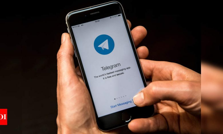 Telegram rolls out new update, brings new payments features and adds mini profiles to voice chats - Times of India