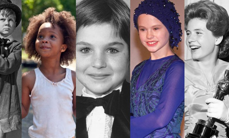 The 15 youngest Oscar winners and nominees of all time