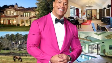 This is Dwayne 'The Rock' Johnson's new $27.8M Beverly Hills mansion