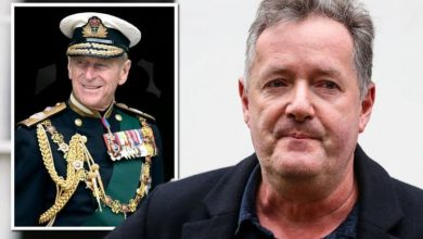 'This would have meant the most' Piers Morgan on Prince Philip Army tribute