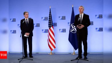 'Time to bring our forces home' from Afghanistan: Blinken - Times of India