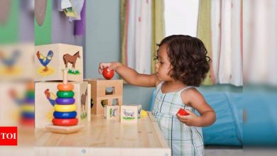 Toys Don't Have A Gender - Times of India