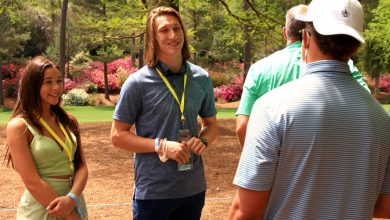 Trevor Lawrence bails on NFL Draft tests to get married, hang with Patrick Mahomes at Masters