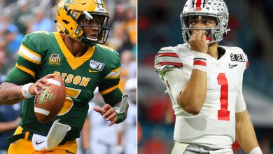 Trey Lance, Justin Fields will tailor pro day workouts toward 49ers