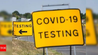 Twice weekly rapid Covid tests to be rolled out for all in England - Times of India