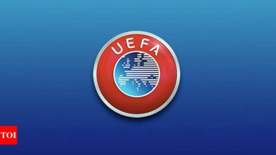 UEFA says will ban clubs who take part in a European Super League | Football News - Times of India