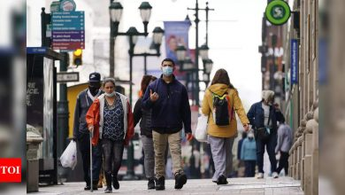 US population growth slowed sharply over 2010-2020: Census - Times of India