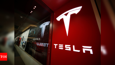 US sends team to probe fatal Tesla crash with no driver - Times of India