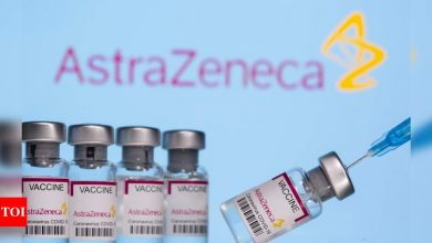 US stops AstraZeneca vaccine production at Baltimore plant: Report - Times of India